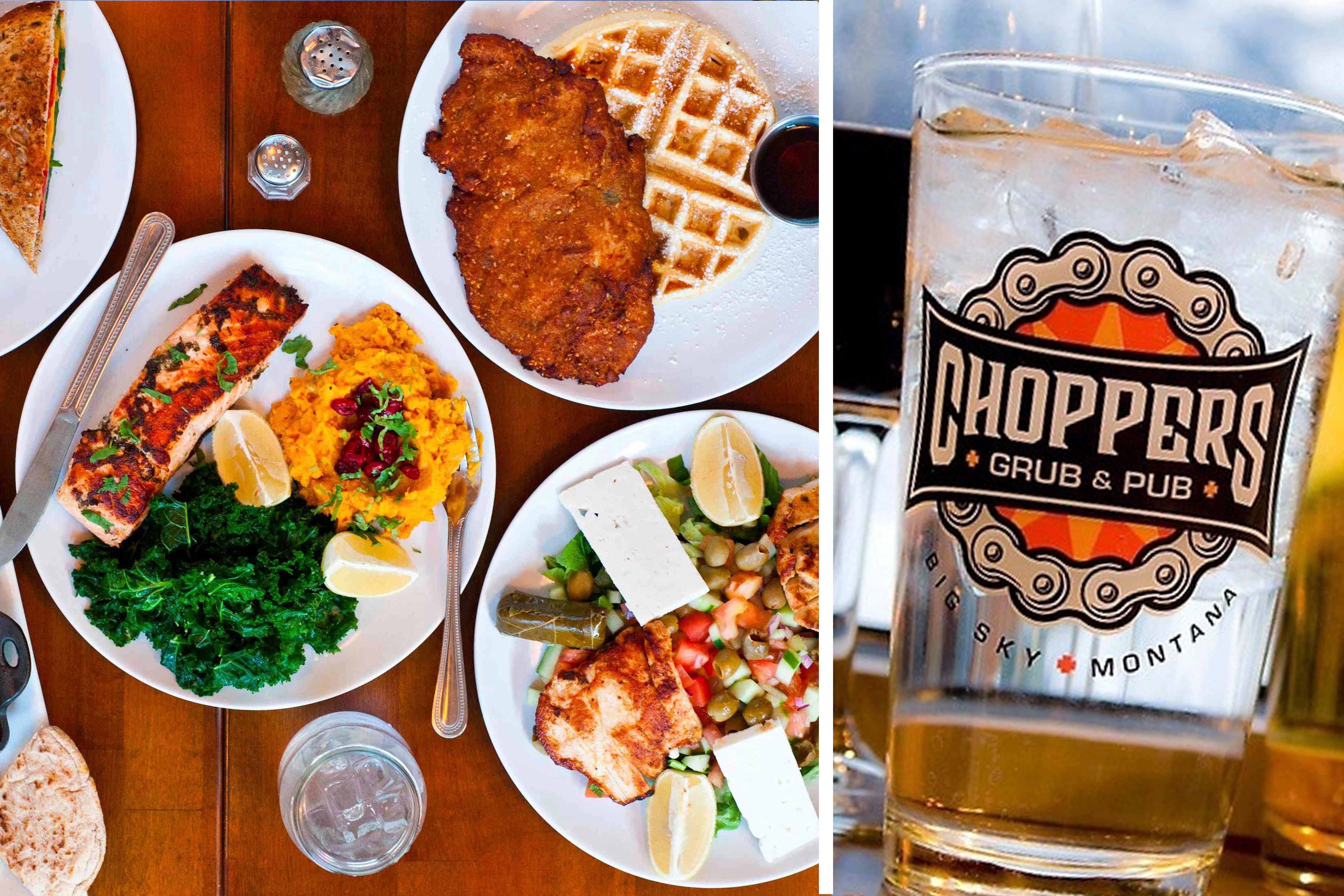 Choppers Grub & Pub