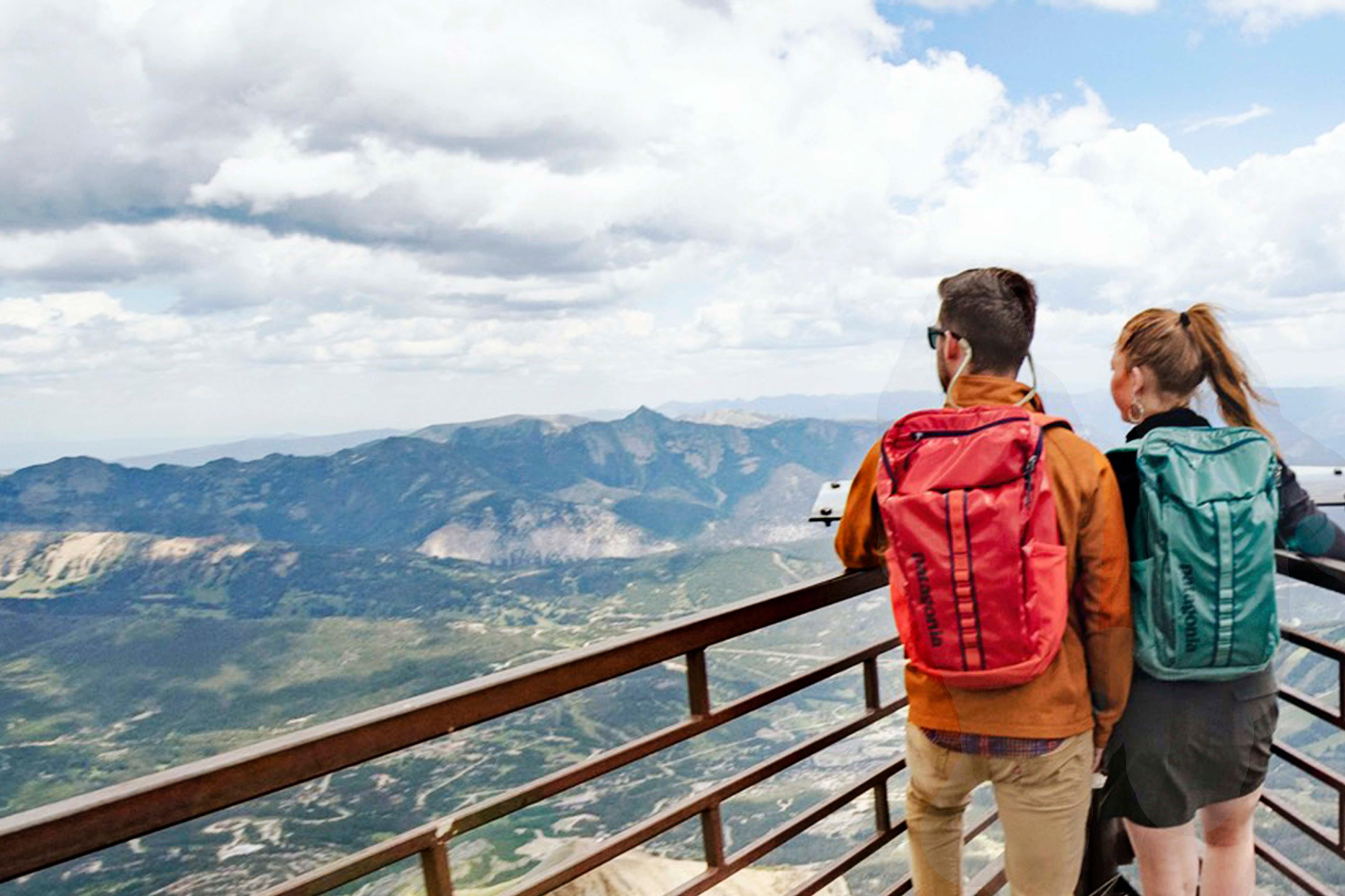 Lone Peak Overlook Summer