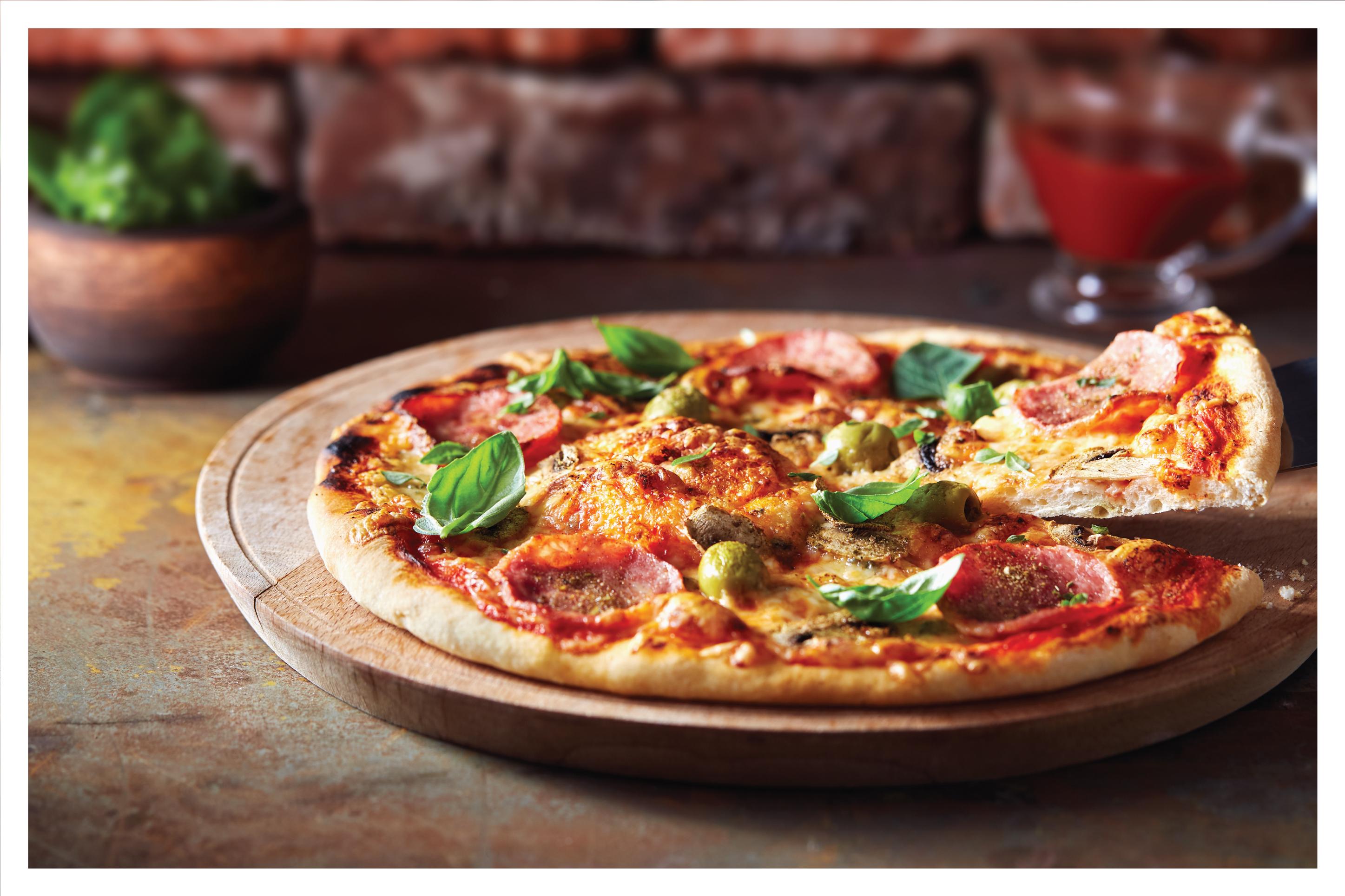 comfort food in bozeman pizza