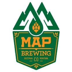 Map Brewing Bozeman