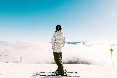 Skiing and Snowboarding in Bozeman