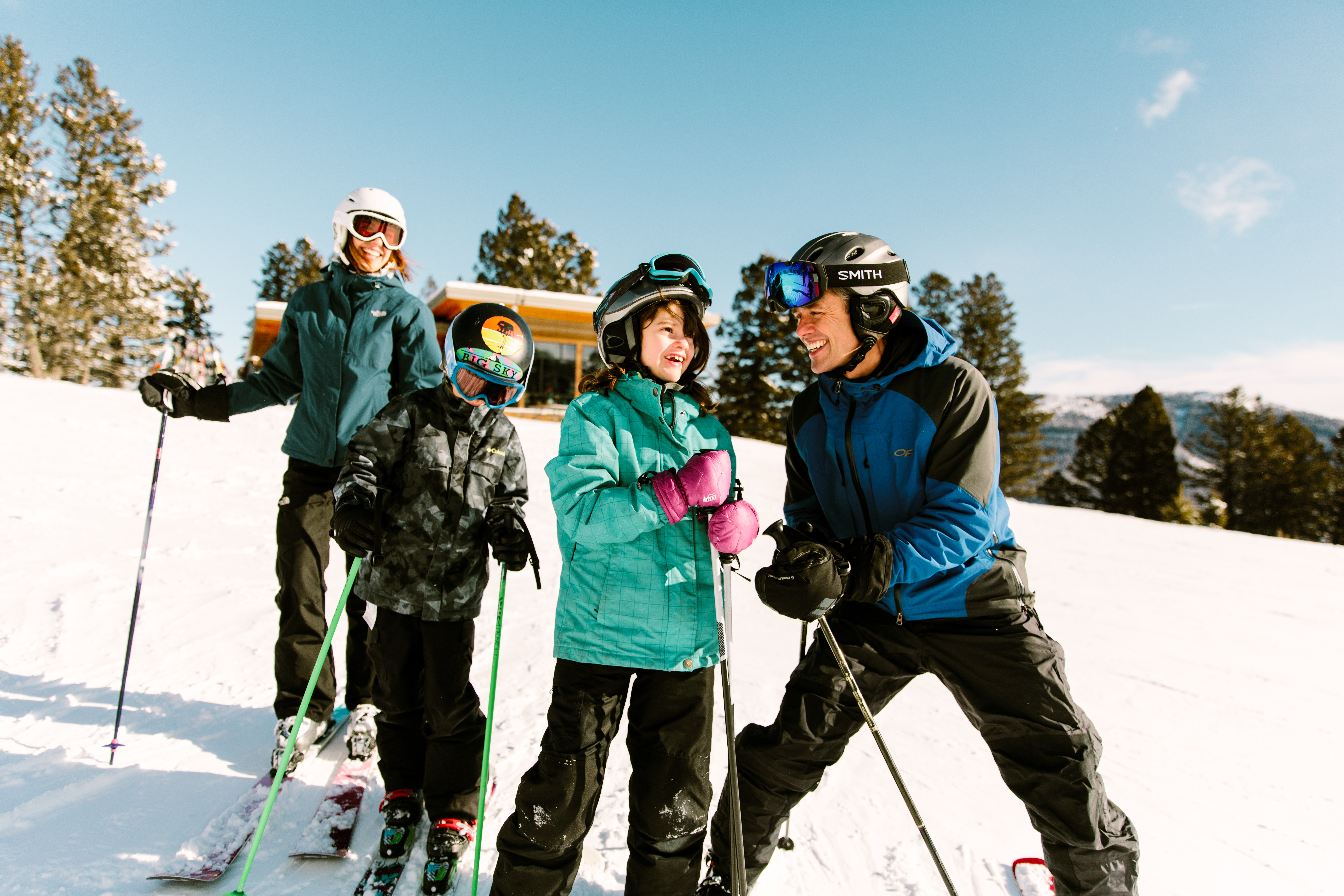 Help The Little Ones Learn To Love The Slopes