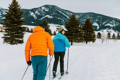 Cross Country and Nordic Skiing in Bozeman