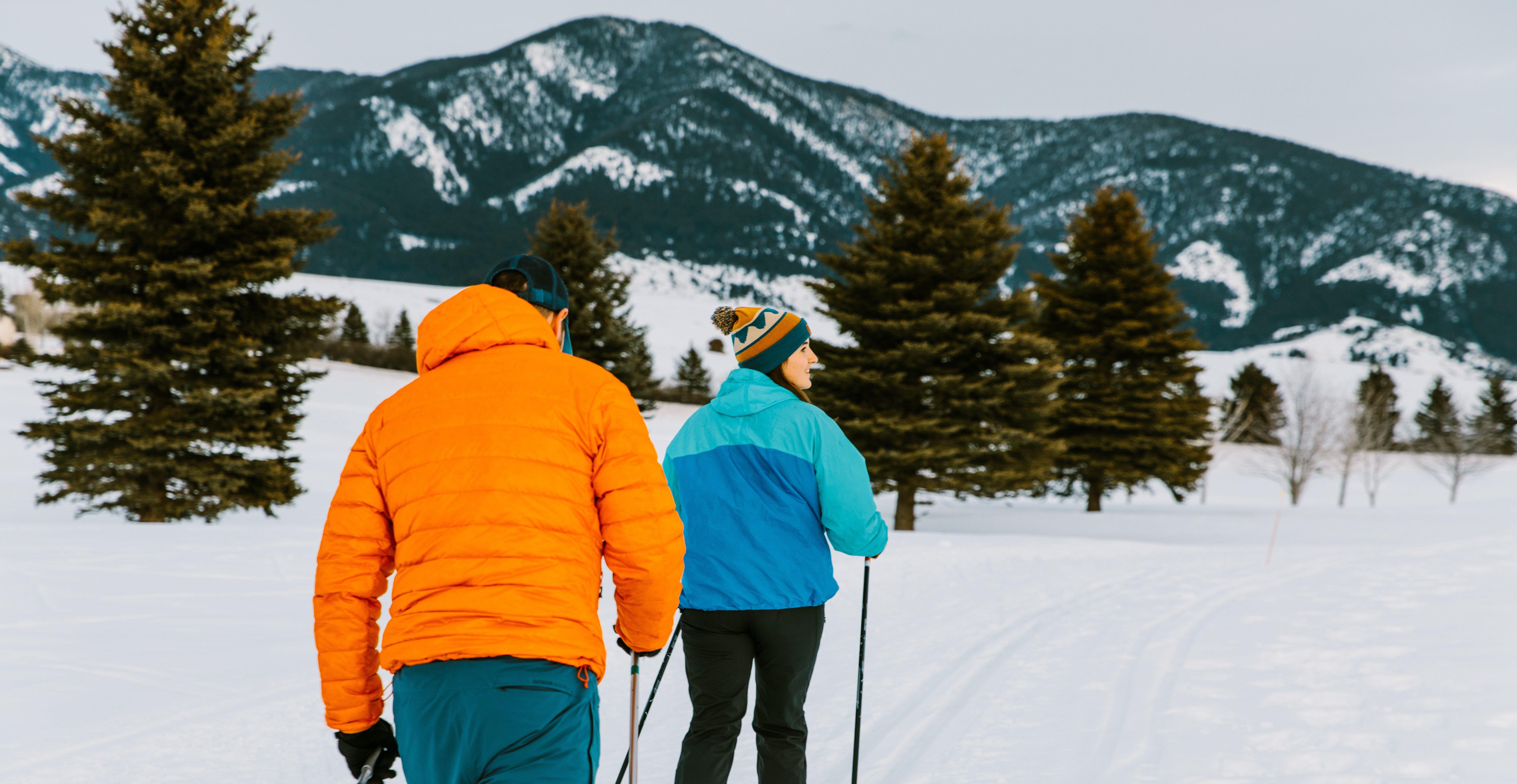 Nordic Skiing in Bozeman