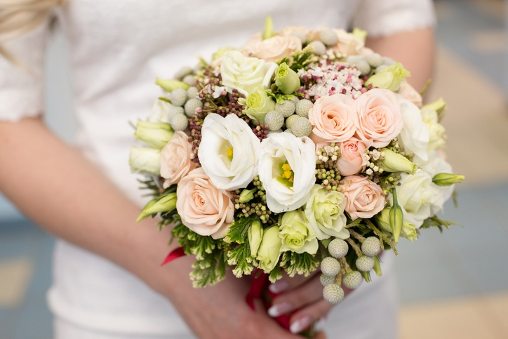 Montana Wedding Bouquet