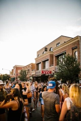 Rocking R Bar on Main Street
