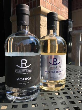 Rocking R Bar Vodka