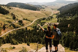 Hike Multiple Trails While Visiting Bozeman