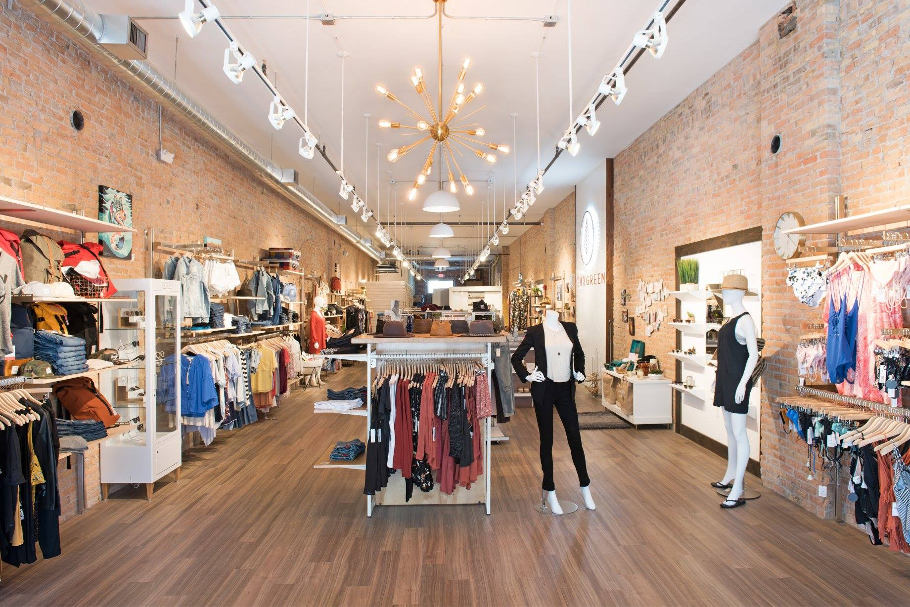 Evrgreen Clothing - Downtown Bozeman Boutique