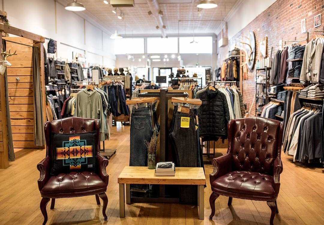 Revolvr Menswear - Downtown Bozeman Boutique