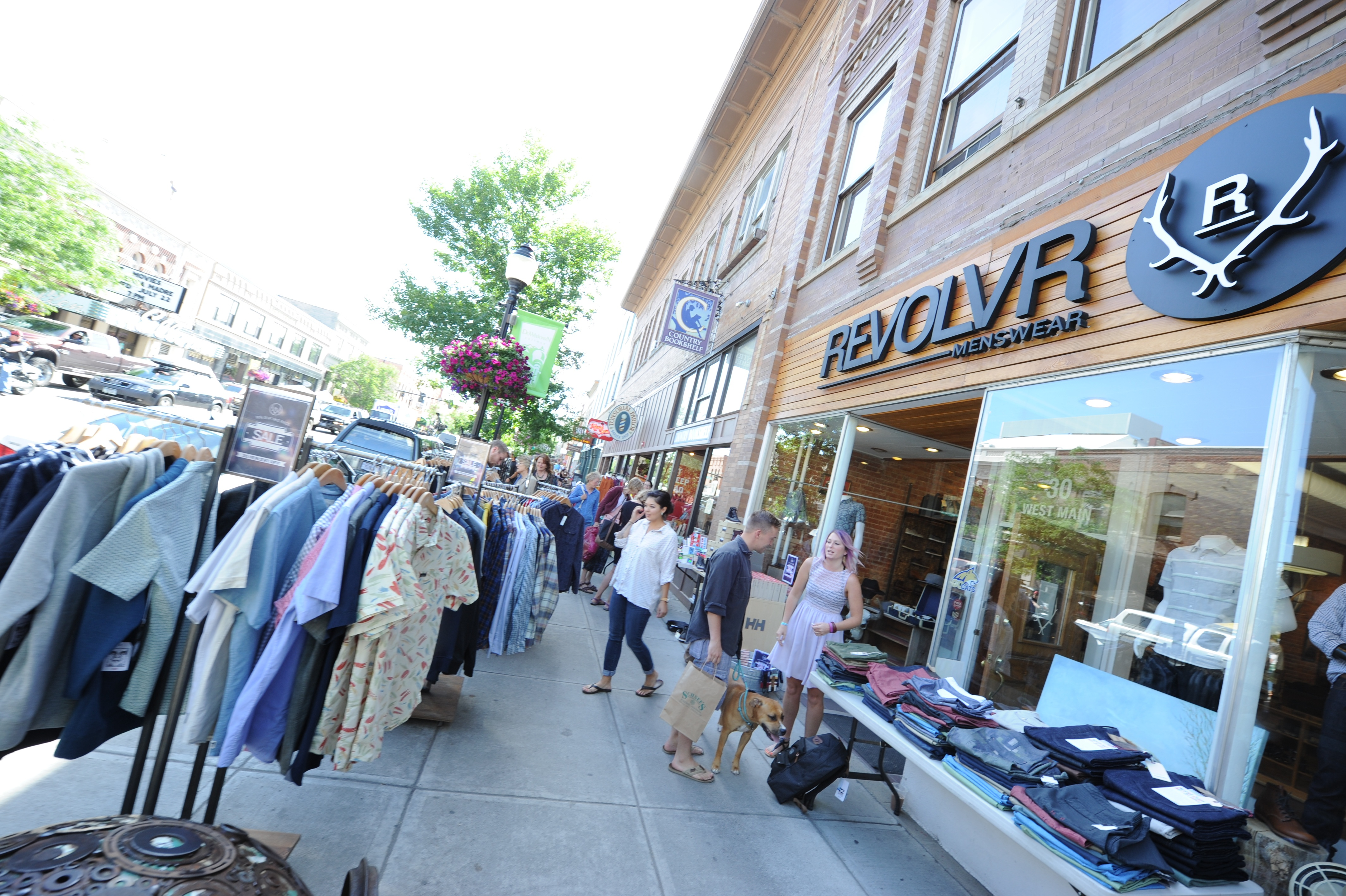 Shopping In Bozeman Mt >> What Makes Downtown Bozeman The Best Downtown In The Northwest