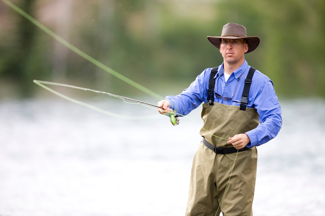 guys trip fly fishing in bozeman