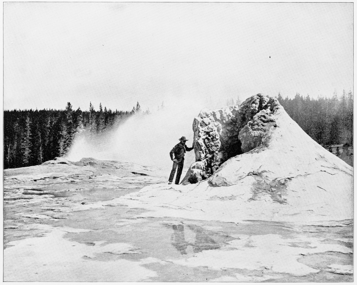 Historic Yellowstone Photos