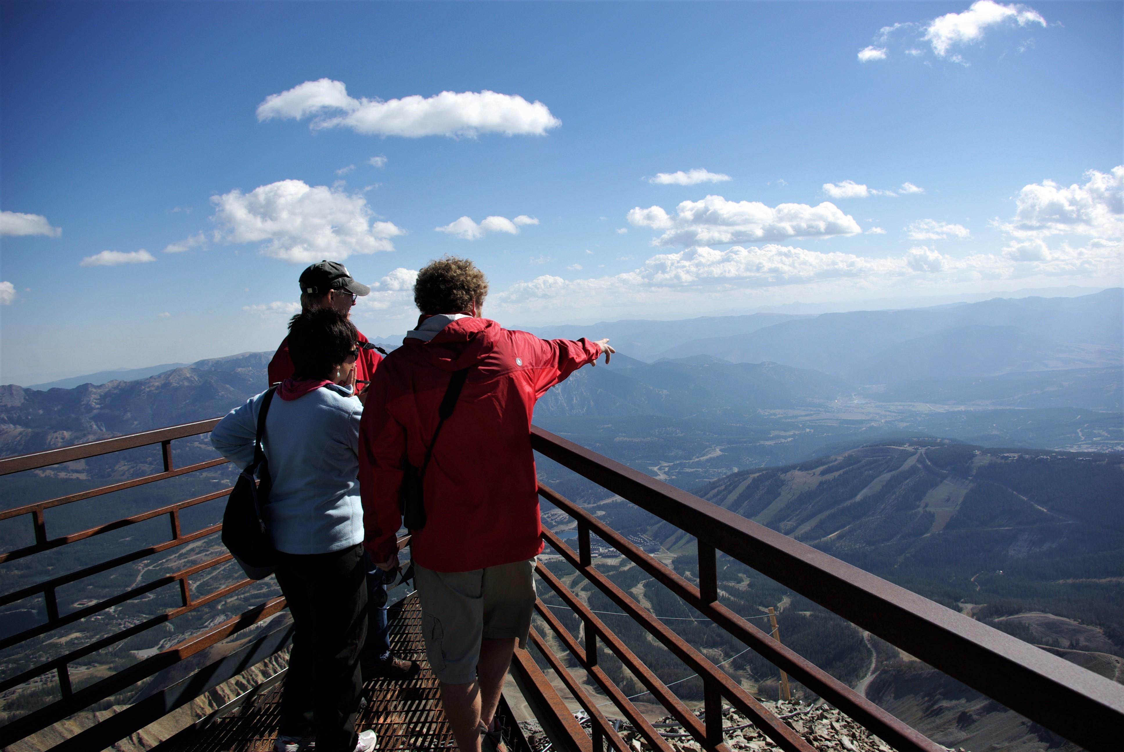 Lone Mountain Peak