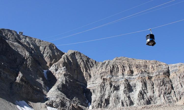 Lone Peak Expedition Tram Ride