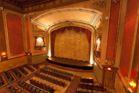 Iconic Bozeman; the Ellen Theatre