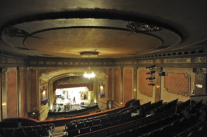 Ellen Theatre Renovation