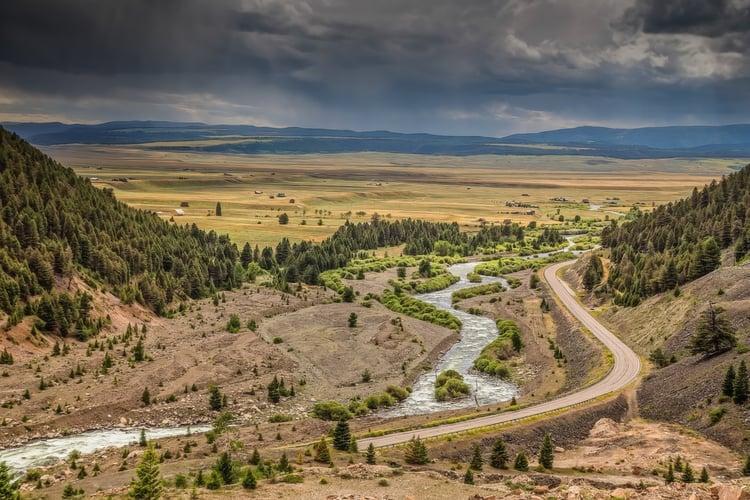 Madison Valley Montana