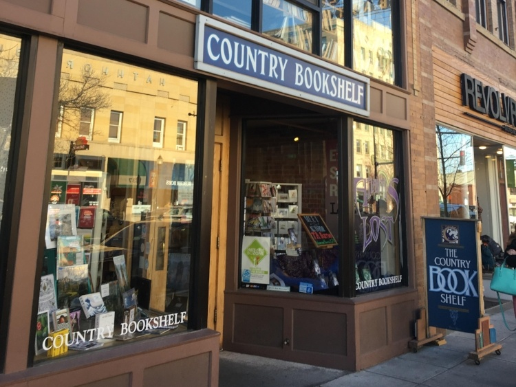 The Country Bookshelf in Bozeman