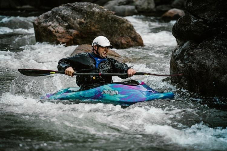 Kayaking in Bozeman