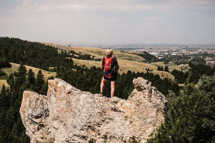 Hiking in Bozeman