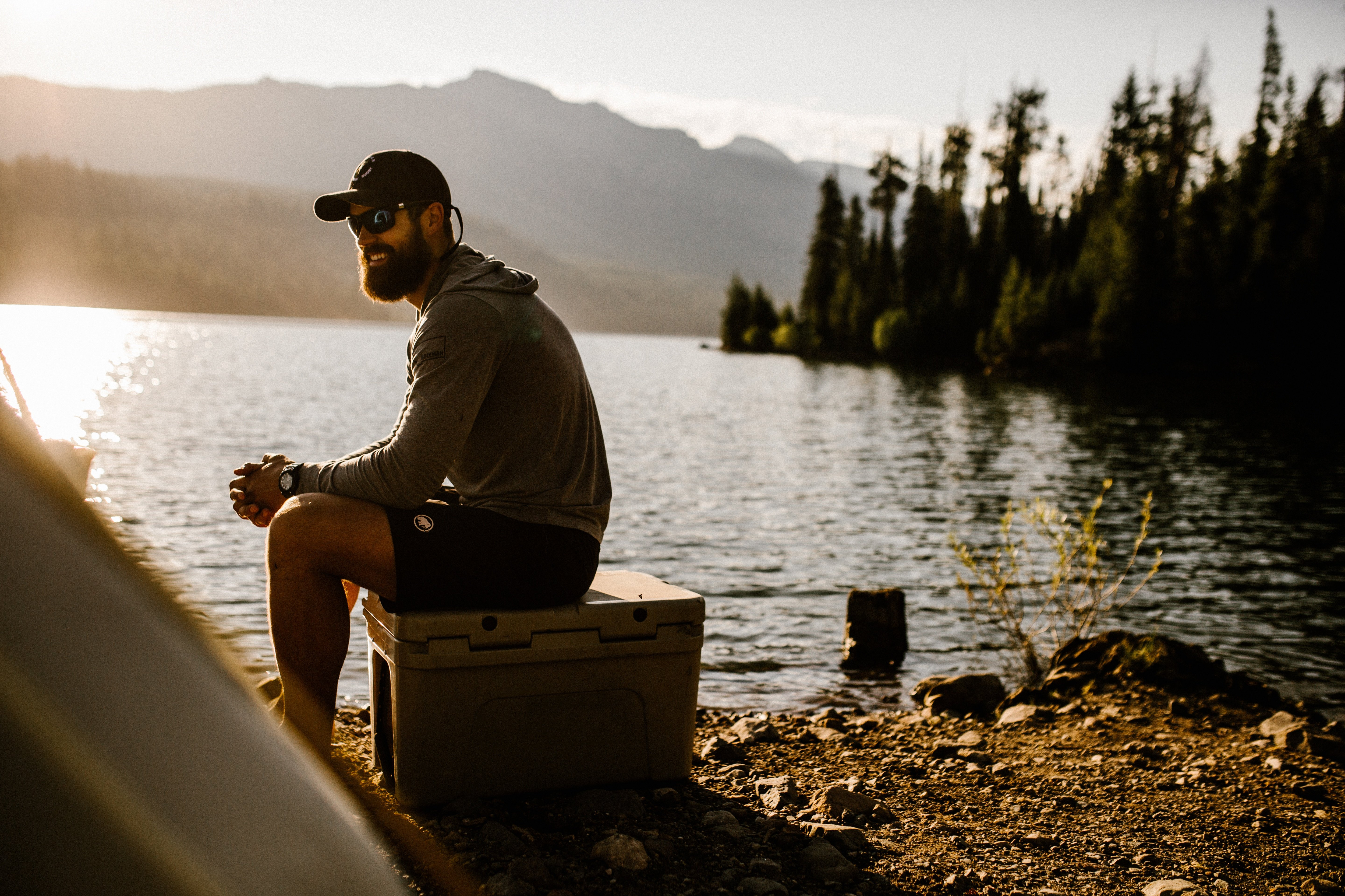 Pitch a Tent in Bozeman