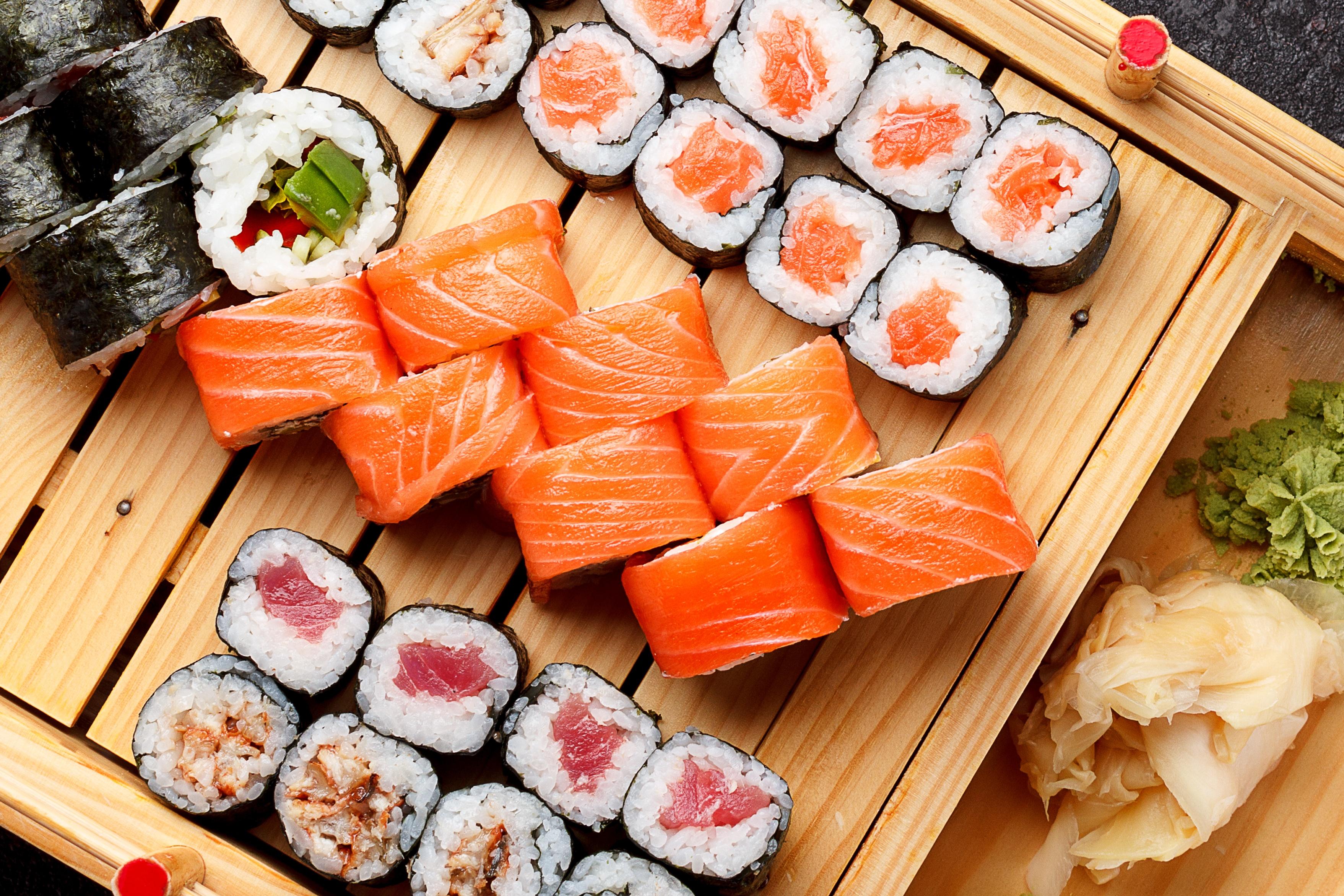 Sushi Restaurants in Bozeman