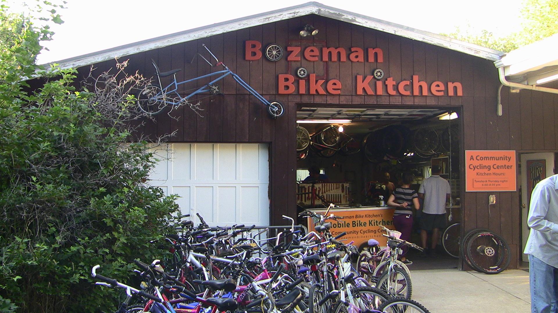 Bozeman Bike Kitchen