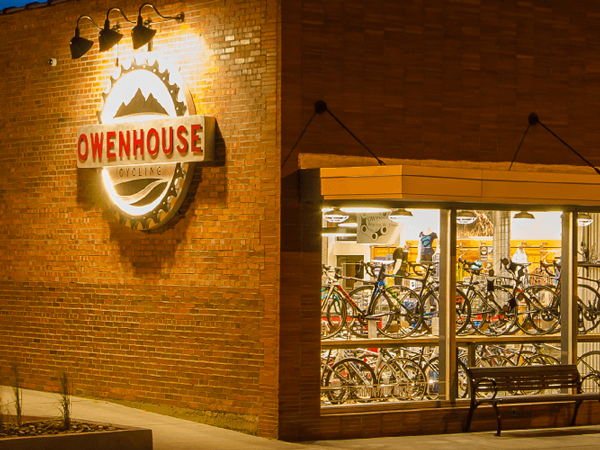 Owenhouse Cycling in Bozeman