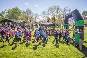 Mothers Day 5K Run in Bozeman