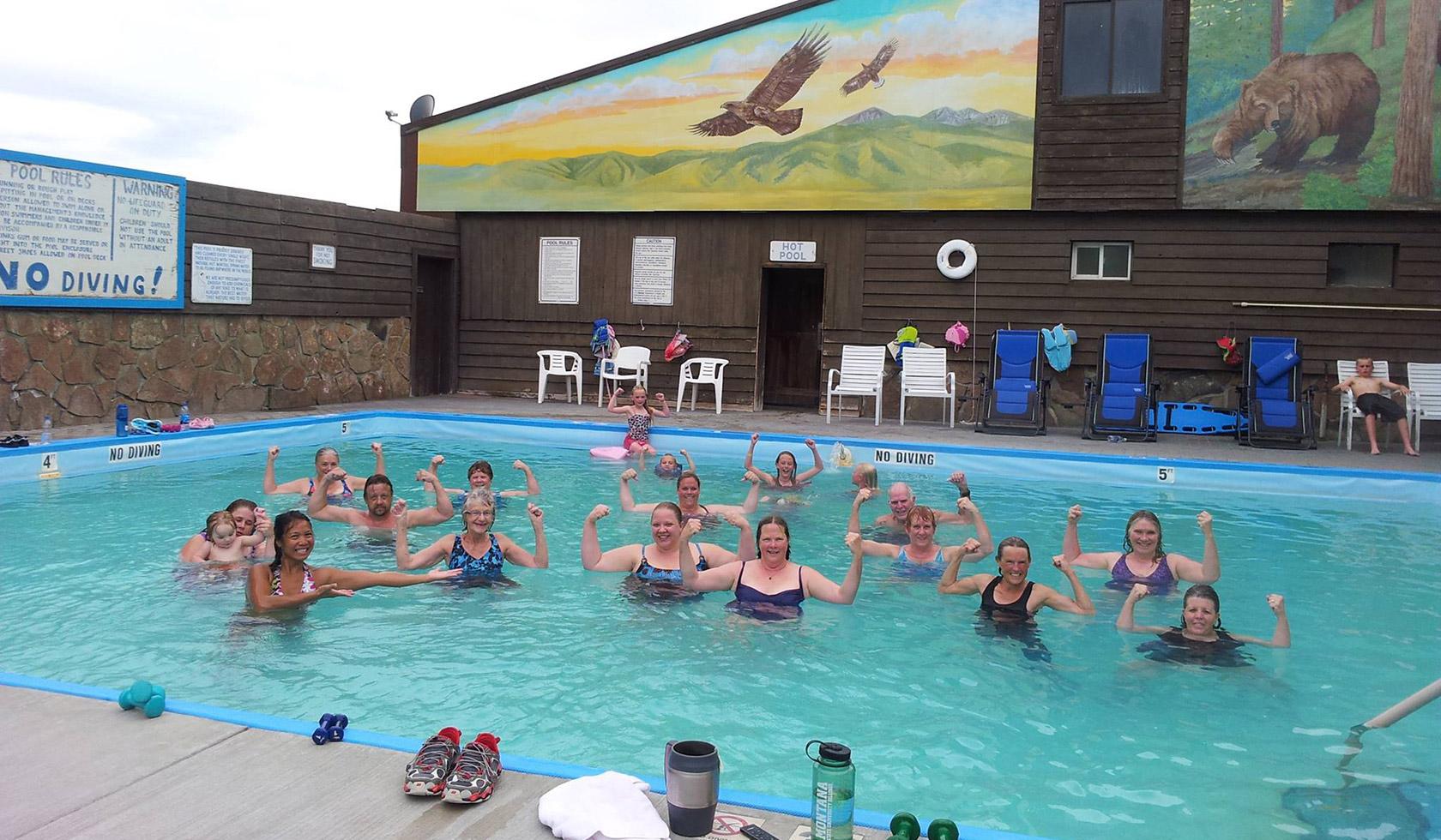 Spa Hot Springs