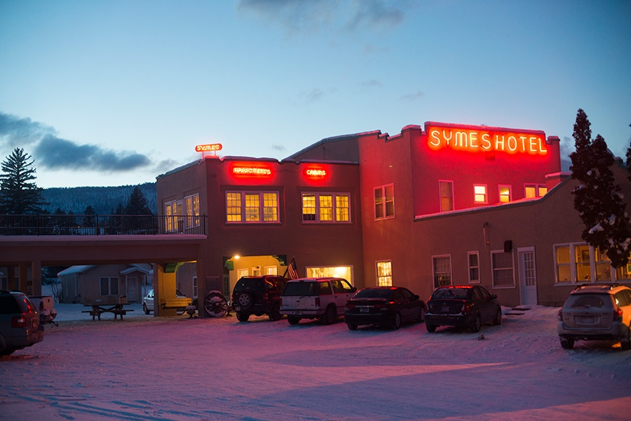 Symes Hot Springs Hotel & Mineral Baths