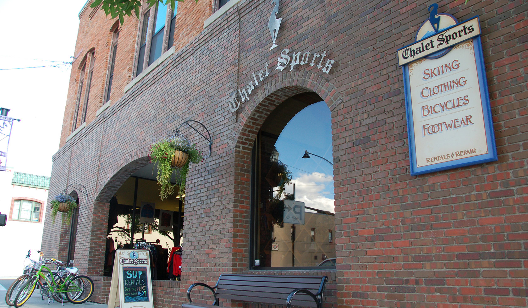 Chalet Sports Local Ski Shop in Downtown Bozeman