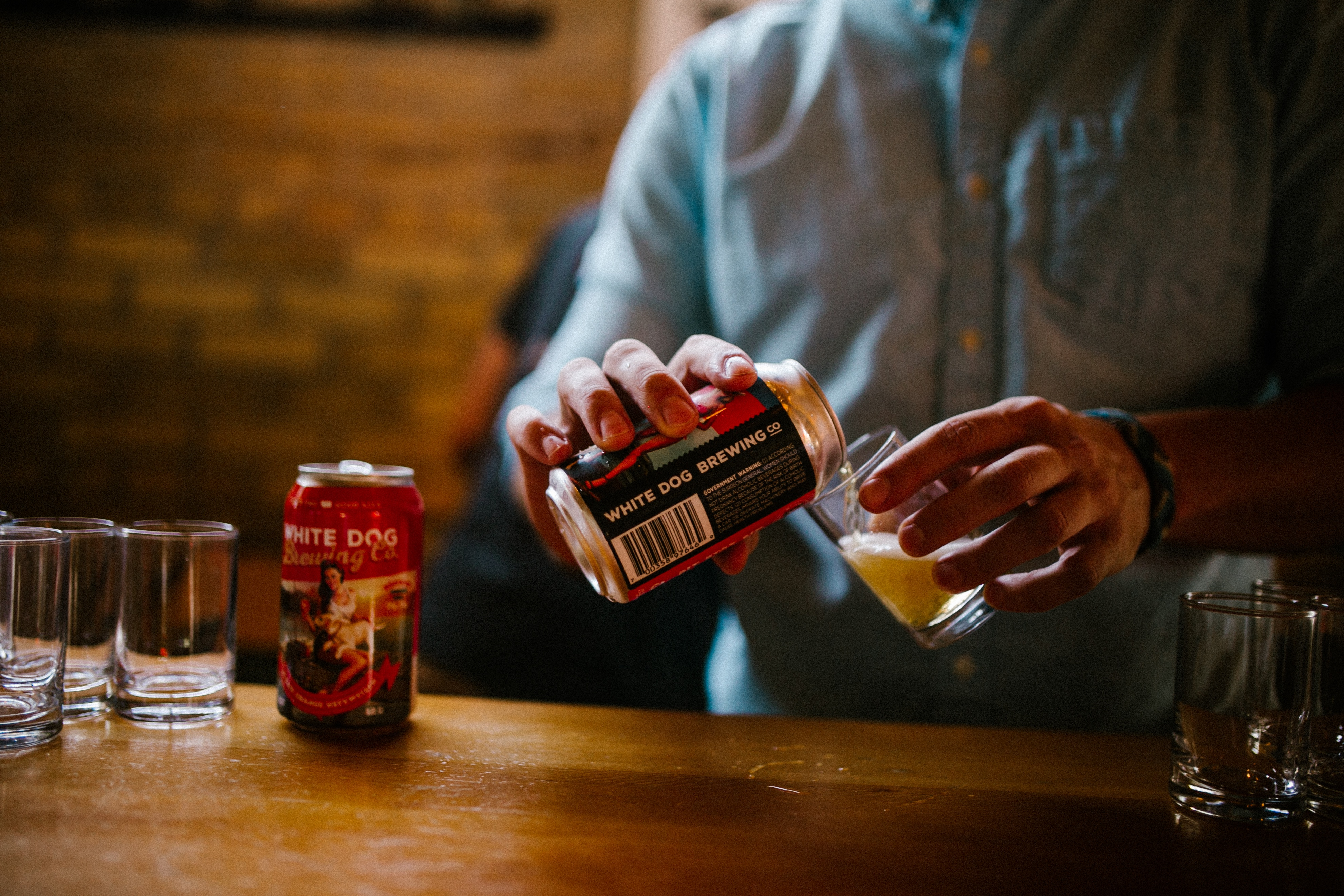 Ranking the Best IPAs at White Dog Brewing Co in Bozeman Montana