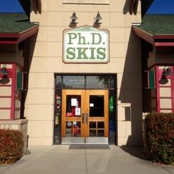 PhD Skis in Bozeman Montana