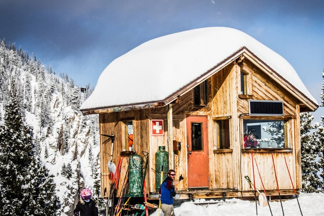 Wintertime in Bozeman is a wonderland with two world-class ski resorts. A(ndrew) Sebrell