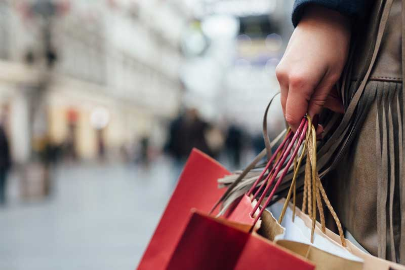 Shopping in Bozeman