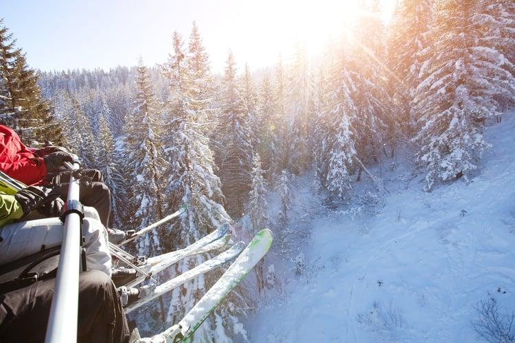 Spring Break Skiing In Bozeman