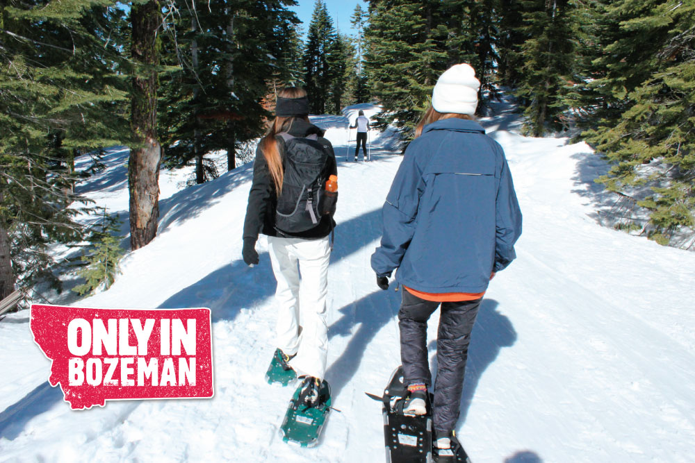 Things To Do In Bozeman In The Winter