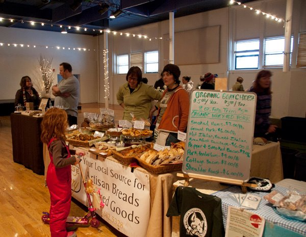 The Winter Farmer's Market Is A Great February Event In Bozeman