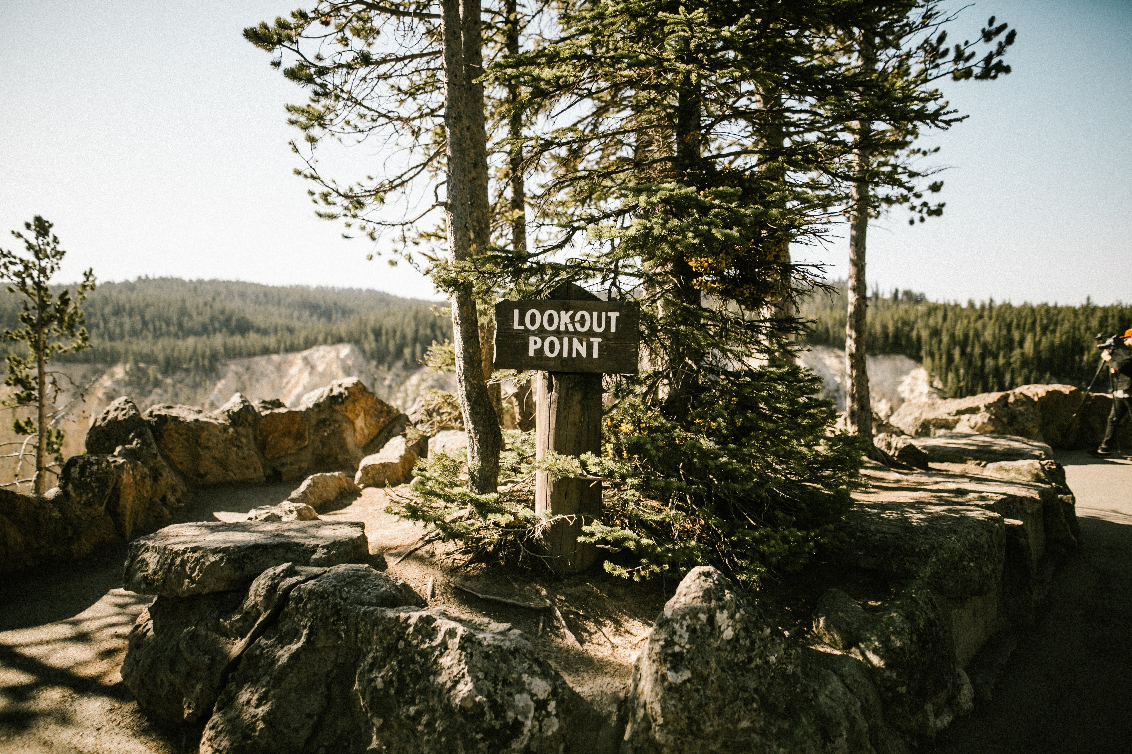 Early Season Hikes In Yellowstone National Park
