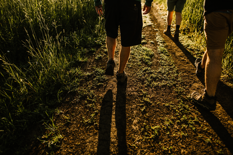 "Hiking the ""M"" Trail"