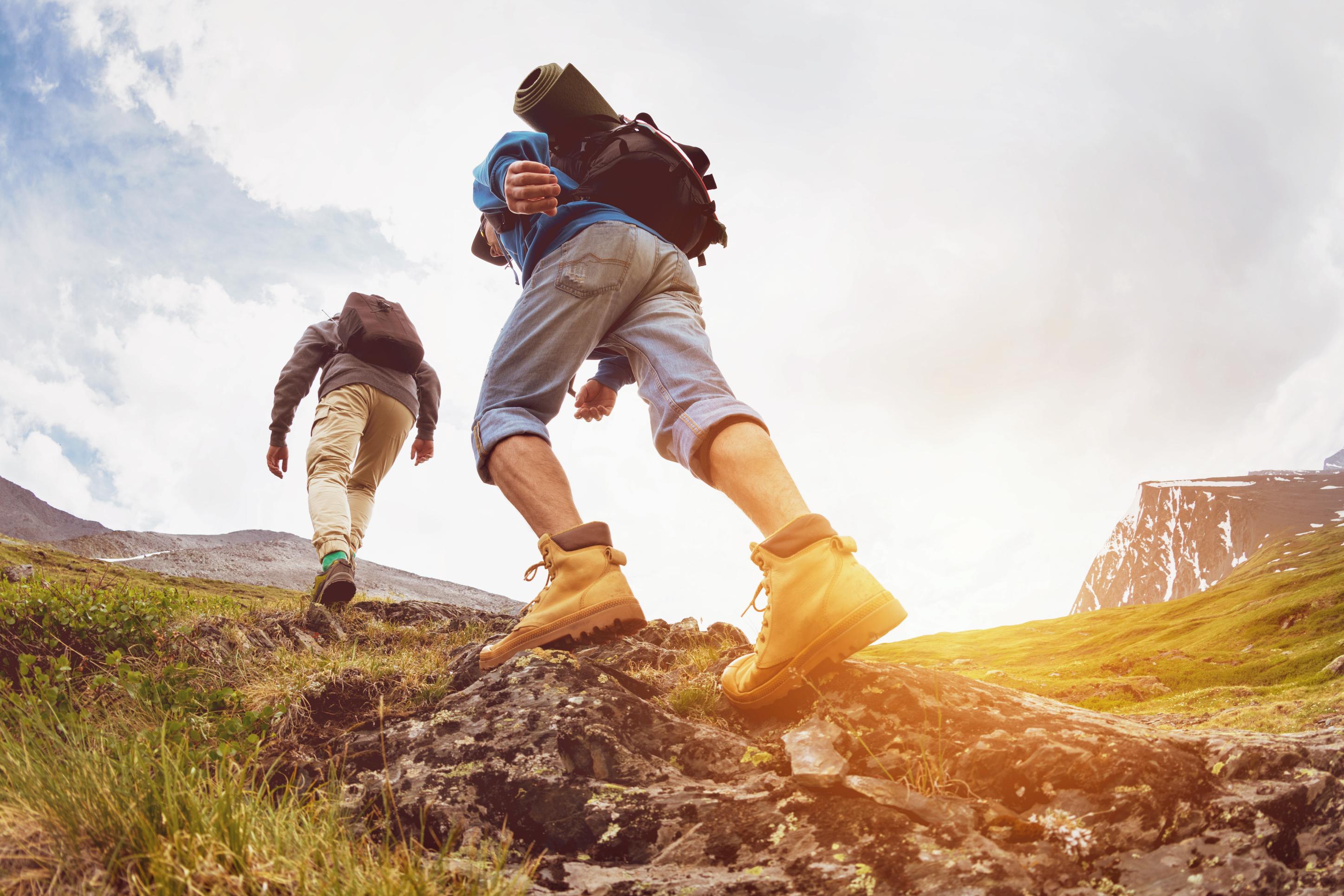 hiking in bozeman, montana