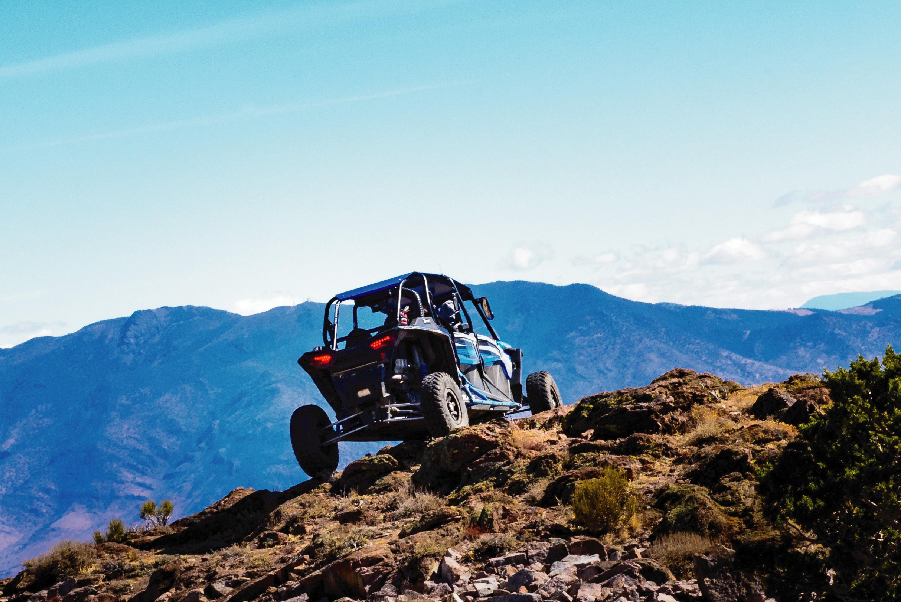 ATV trails in bozeman montana