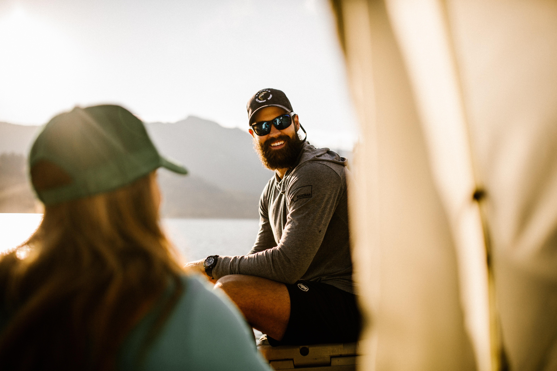 Camping in Hyalite