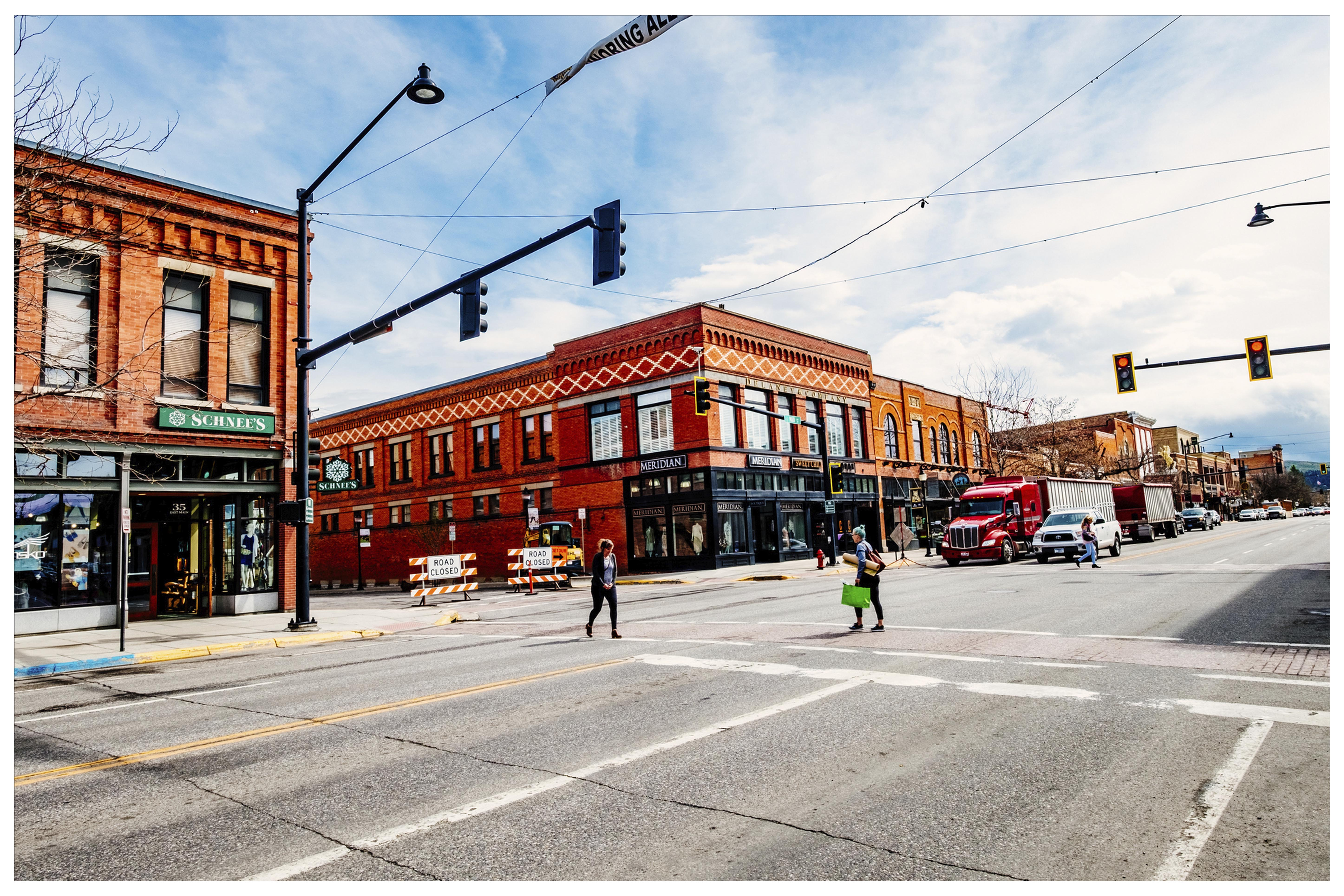 Spots to Stop in Downtown Bozeman